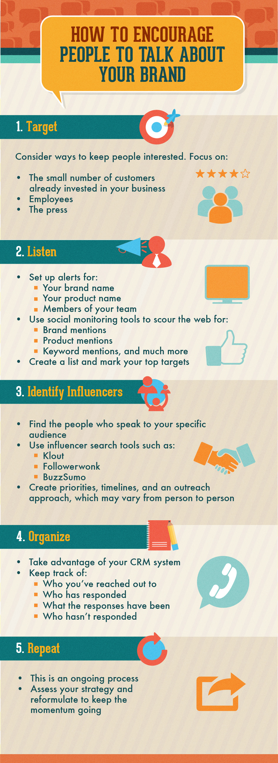 delight your customers, word of mouth marketing