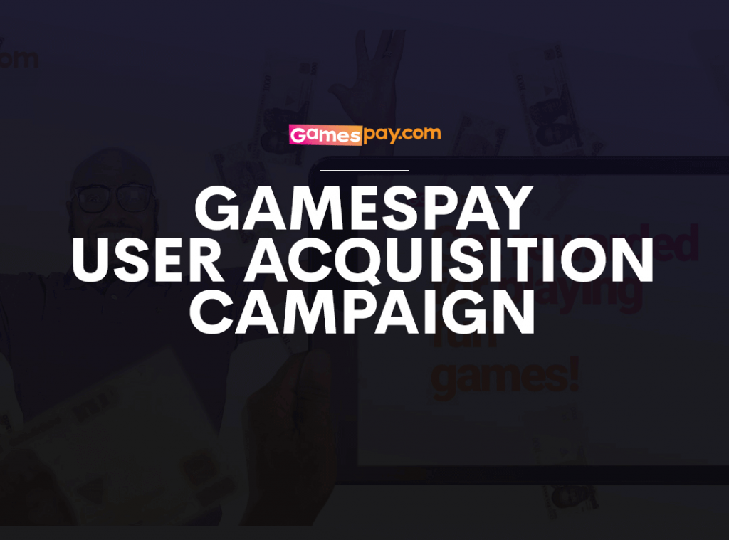 gamespay user acquisition