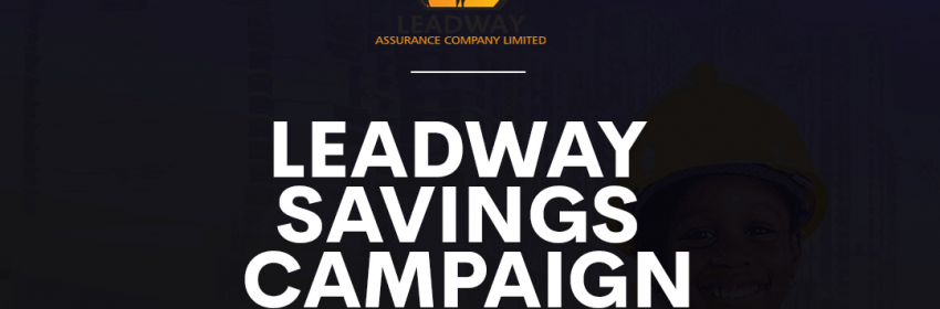 leadway assurance savings campaign