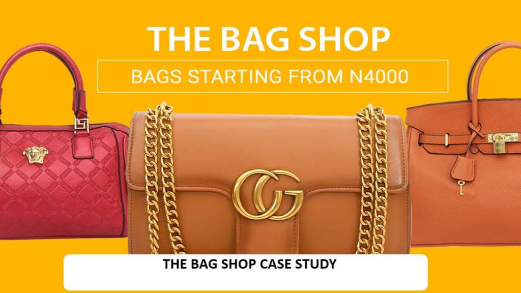 the bag shop