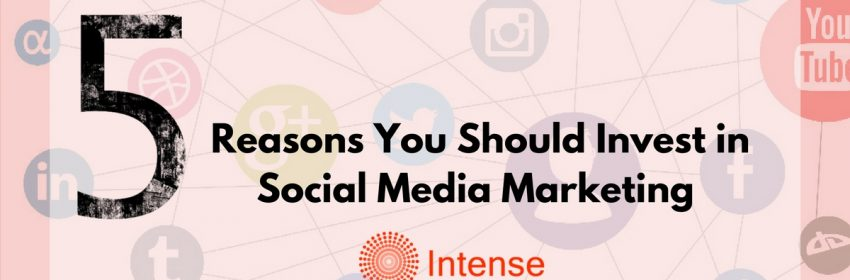 Social Media Marketing-intense.ng